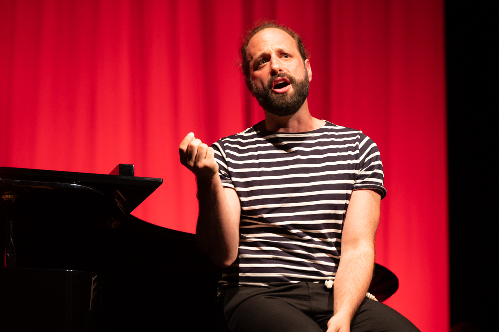 Cabaret 2021 - Peter Tantsits