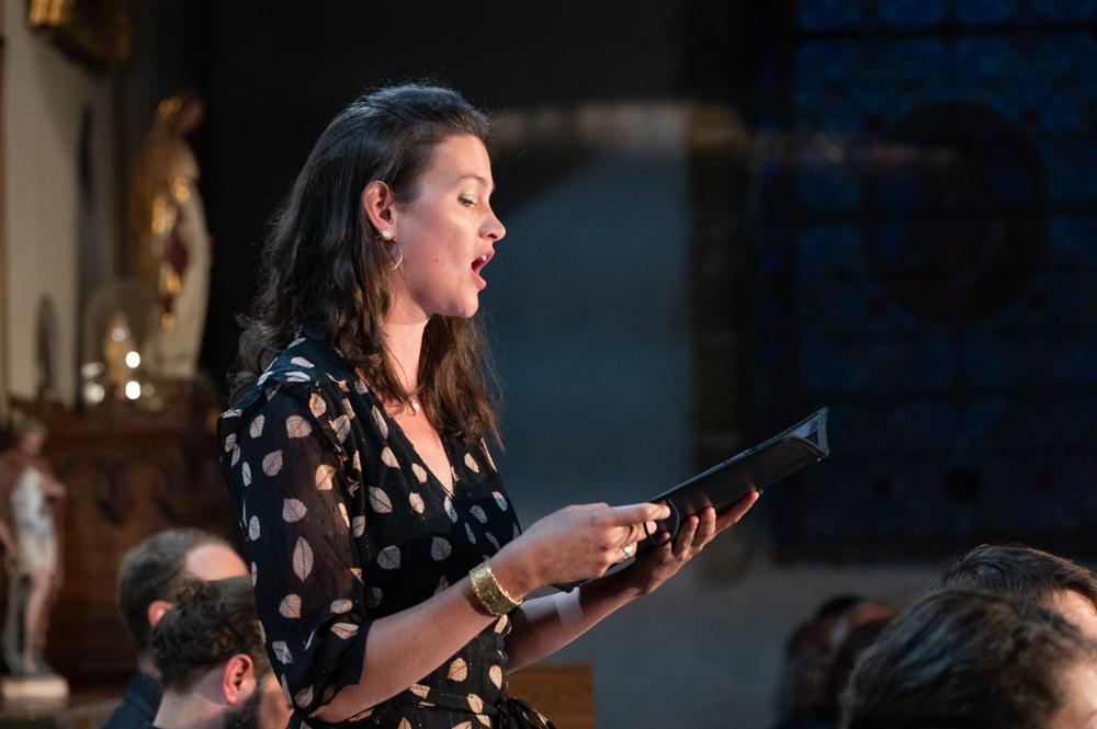 Concert Sacré 2021 - Eléonore Gagey