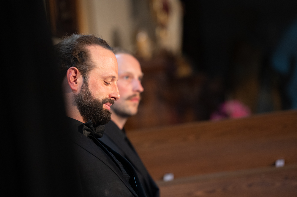 Concert Sacré 2021 - Peter Tantsits - Lukasz Klimczak