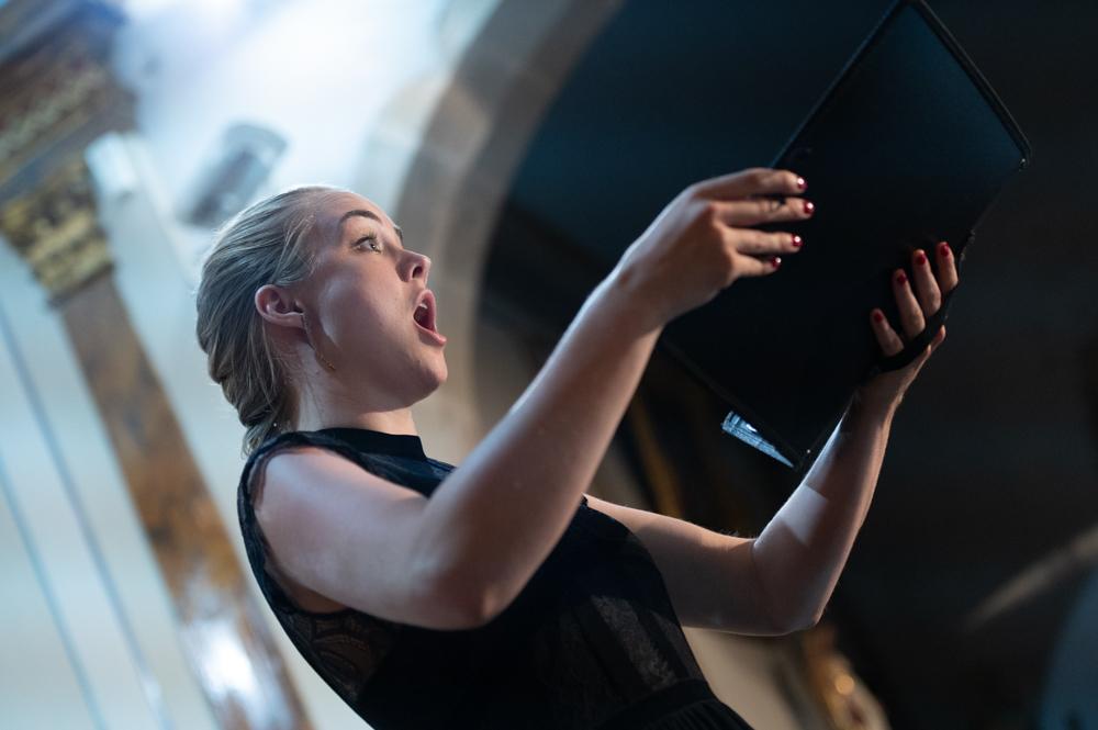 Concert Sacré 2021 - Lauren Urquhart